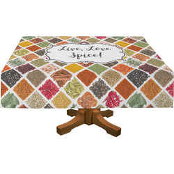 "Spices Tablecloth - 58""x102"" (Personalized)"