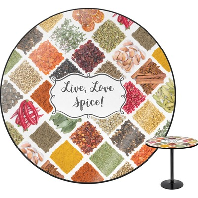 Spices Round Table (Personalized)
