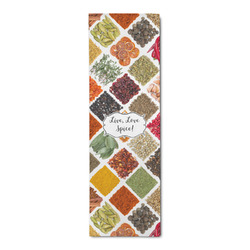 Spices Runner Rug - 3.66'x8' (Personalized)
