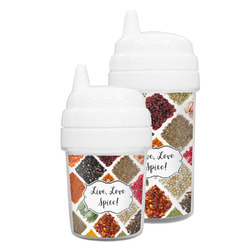 Spices Sippy Cup (Personalized)