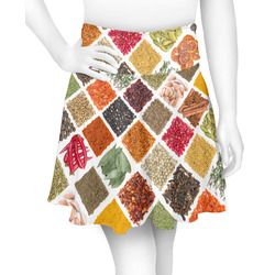 Spices Skater Skirt (Personalized)