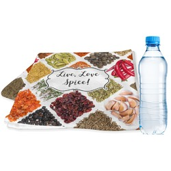 Spices Sports & Fitness Towel (Personalized)