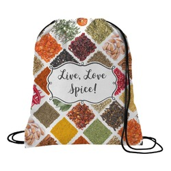 Spices Drawstring Backpack (Personalized)