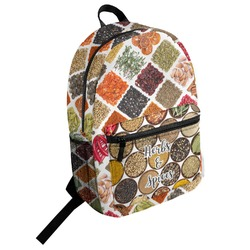 Spices Student Backpack (Personalized)