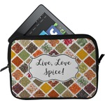 Spices Tablet Case / Sleeve (Personalized)