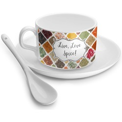 Spices Tea Cup - Single (Personalized)