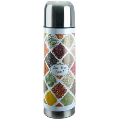 Spices Stainless Steel Thermos (Personalized)