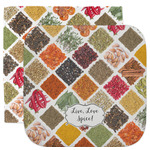 Spices Facecloth / Wash Cloth (Personalized)