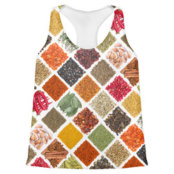 Spices Womens Racerback Tank Top (Personalized)