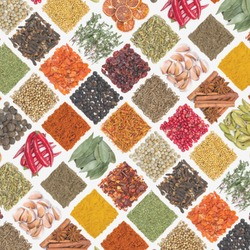 Spices Wrapping Paper (Personalized)
