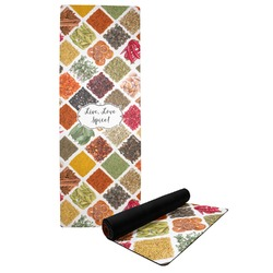 Spices Yoga Mat (Personalized)