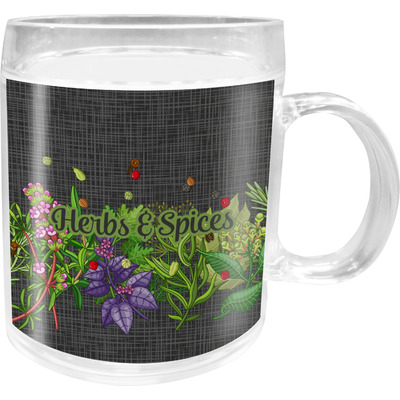 Herbs & Spices Acrylic Kids Mug (Personalized)