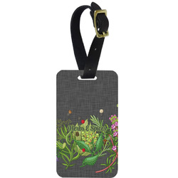 Herbs & Spices Aluminum Luggage Tag (Personalized)
