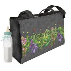 Herbs & Spices Diaper Bag
