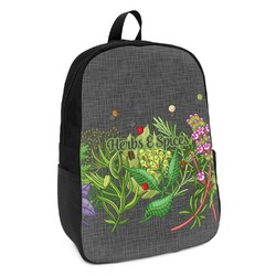 Herbs & Spices Kids Backpack (Personalized)