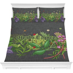 Herbs & Spices Comforters (Personalized)