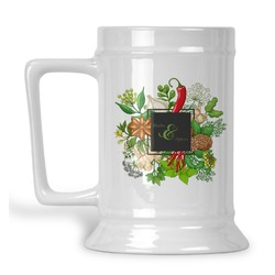 Herbs & Spices Beer Stein (Personalized)