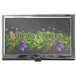 Herbs & Spices Business Card Case