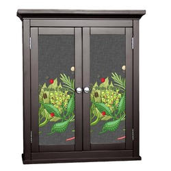 Herbs & Spices Cabinet Decal - Custom Size (Personalized)