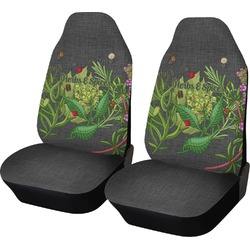 Herbs & Spices Car Seat Covers (Set of Two) (Personalized)