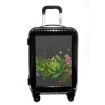 Herbs & Spices Carry On Hard Shell Suitcase (Personalized)
