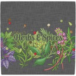 Herbs & Spices Ceramic Tile Hot Pad (Personalized)