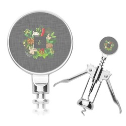 Herbs & Spices Corkscrew (Personalized)