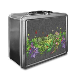 Herbs & Spices Lunch Box (Personalized)