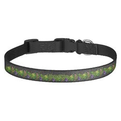 Herbs & Spices Dog Collar - Multiple Sizes (Personalized)