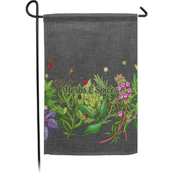 Herbs & Spices Garden Flag - Single or Double Sided (Personalized)