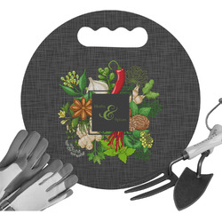 Herbs & Spices Gardening Knee Cushion (Personalized)