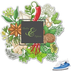 Herbs & Spices Graphic Iron On Transfer (Personalized)