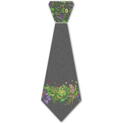 Herbs & Spices Iron On Tie (Personalized)