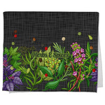 Herbs & Spices Kitchen Towel - Full Print (Personalized)