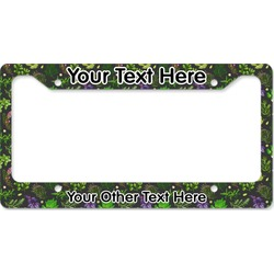 Herbs & Spices License Plate Frame (Personalized)
