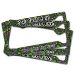 Herbs & Spices License Plate Frame