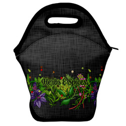 Herbs & Spices Lunch Bag (Personalized)
