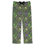 Herbs & Spices Mens Pajama Pants (Personalized)