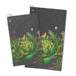 Herbs & Spices Microfiber Golf Towel
