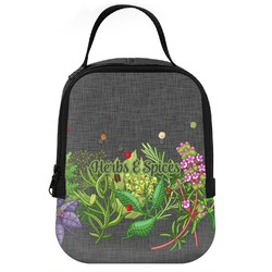Herbs & Spices Neoprene Lunch Tote (Personalized)