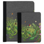Herbs & Spices Padfolio Clipboard