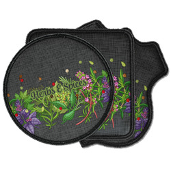Herbs & Spices Iron on Patches