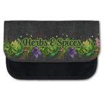 Herbs & Spices Canvas Pencil Case