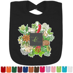 Herbs & Spices Bib - Select Color (Personalized)