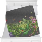 Herbs & Spices Minky Blanket (Personalized)