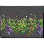 Herbs & Spices Door Mat (Personalized)