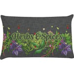 Herbs & Spices Pillow Case (Personalized)