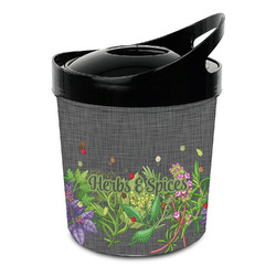 Herbs & Spices Plastic Ice Bucket (Personalized)