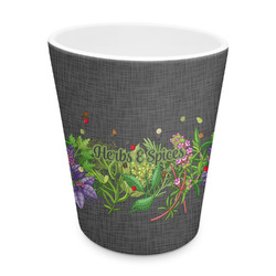 Herbs & Spices Plastic Tumbler 6oz (Personalized)