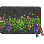 Herbs & Spices Rectangular Fridge Magnet (Personalized)